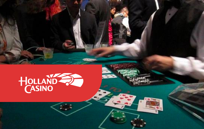 Holland Casino Poker case